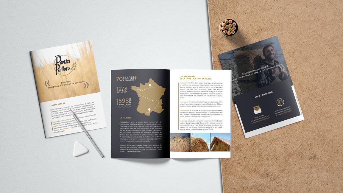 brochure Participaillons