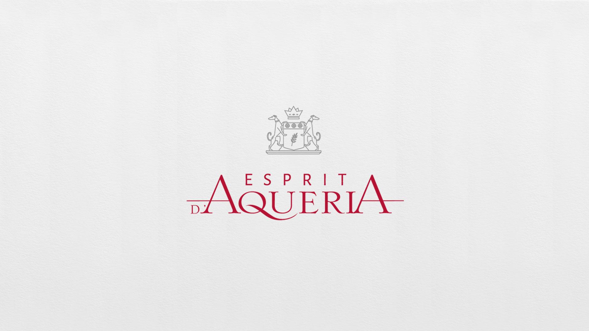 logo esprit d'Aqueria avignon