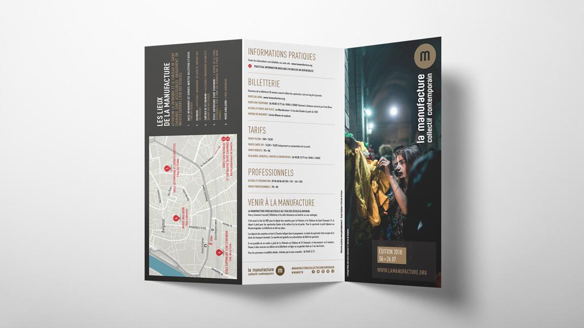 la manufacture programme brochure