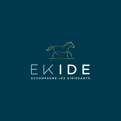 logo EKIDE coach dirigeants paris