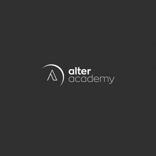 alter academy logotype