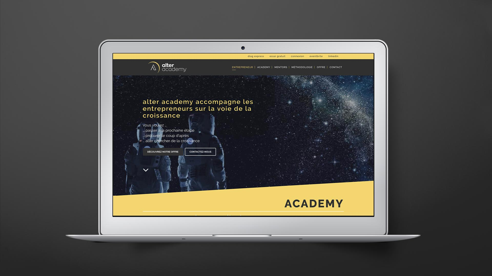 alter academy site web