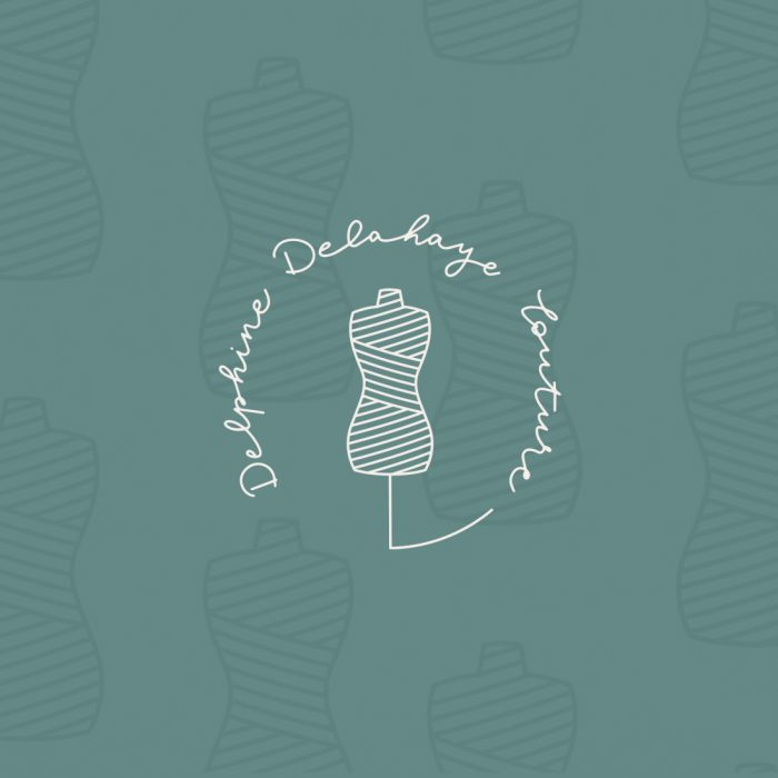 logotype de Delphine Delahaye