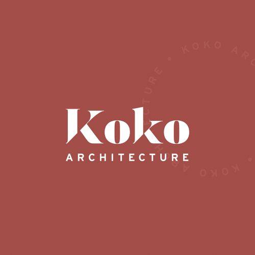 koko architecture logotype